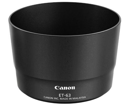 Lens Hood for EF-S 55-250mm f/4-5.6 IS STM