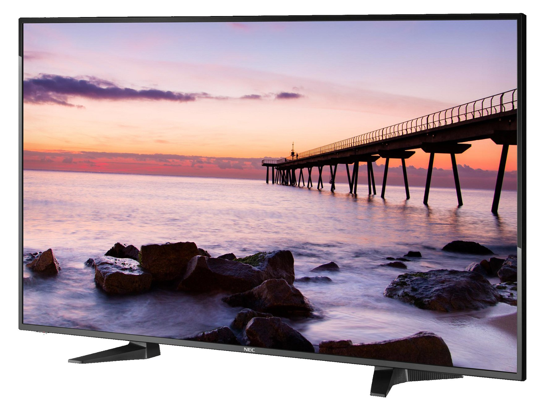 "50"" LED Backlit Display with Integrated Tuner"