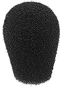Earthworks PW-1-BLACK  Windscreen for Periscope/ChoirMic/FlexWand  PW-1-BLACK