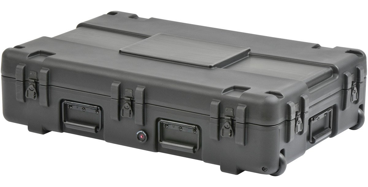 "R Series Waterproof Utility Case with Cubed Foam Interior, 32""x21""x7"""