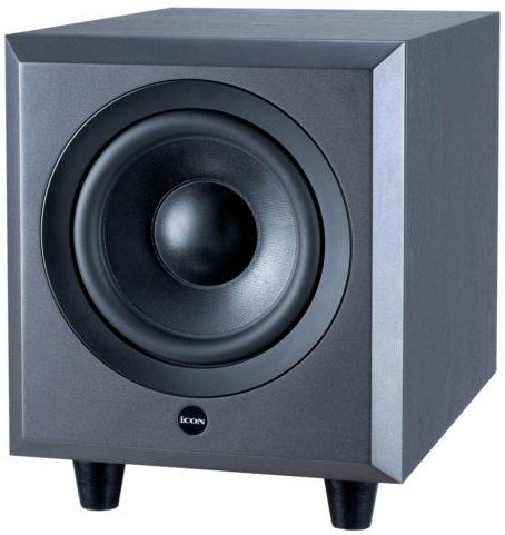 """iCON SX-Sub8A [RESTOCK ITEM] 8"""" Subwoofer SX-SUB8A-RST-01"""