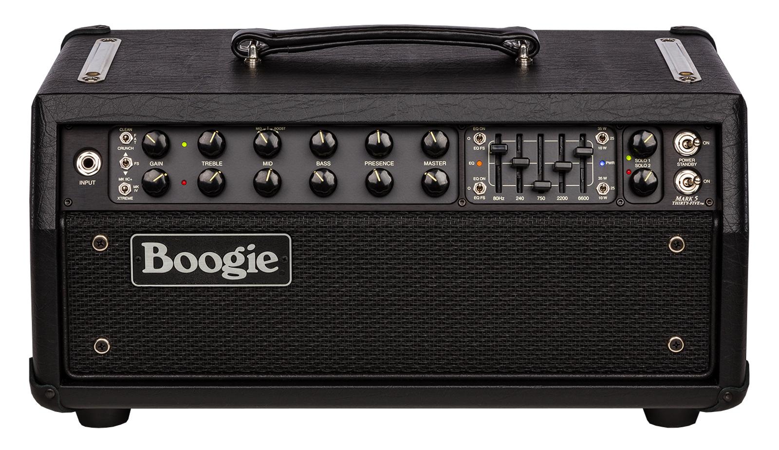 Guitar Amplifier Head, 10/25/35W, 4xEL84 Tubes