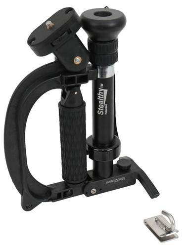 Multi-Use Support Tripod, Stabilizer, Monopod & More, Black