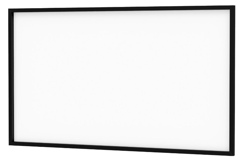 "Da-Snap 78"" x 139"" Screen with HD Progressive 1.1 Surface"