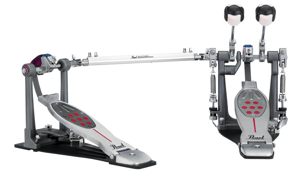 Eliminator Redline Belt Double Kick Pedal