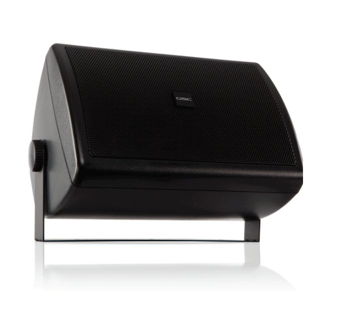 "AcousticCoverage Series, Surface Speaker, 6"", Black, Sold In Pairs"
