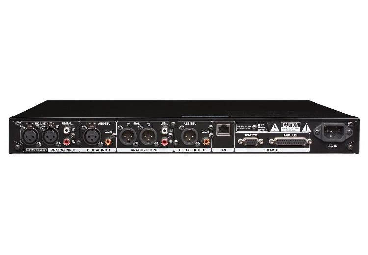 1RU Network SD/USB Recorder