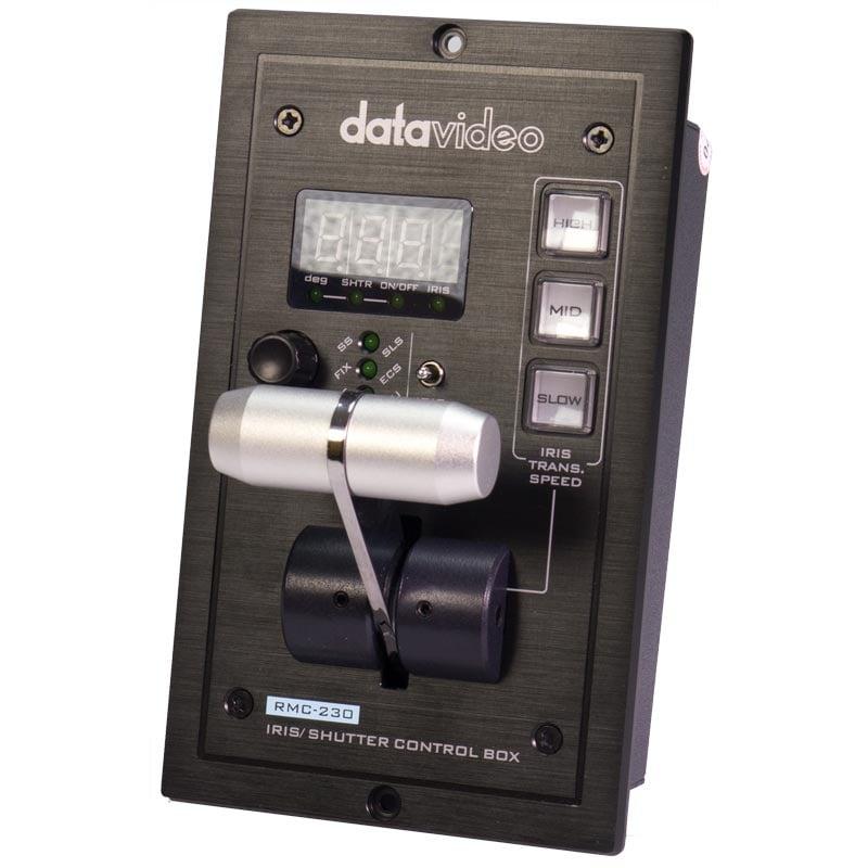 IRIS / Shutter Control Box for Sony Cameras