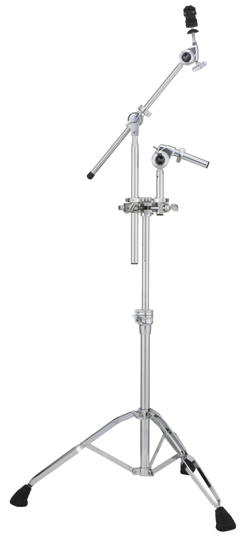 Tom/Cymbal Stand with GyroLock, 360° Adjustable Tom Positioning