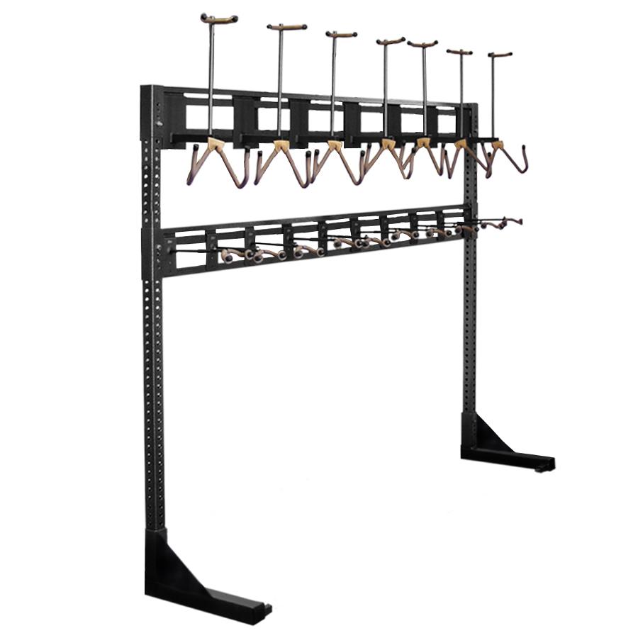 Rack, Single Sided Electric Guitar Rack