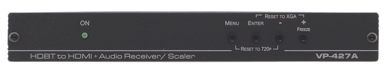 HDBaseT to HDMI & Audio ProScale Receiver/Scaler