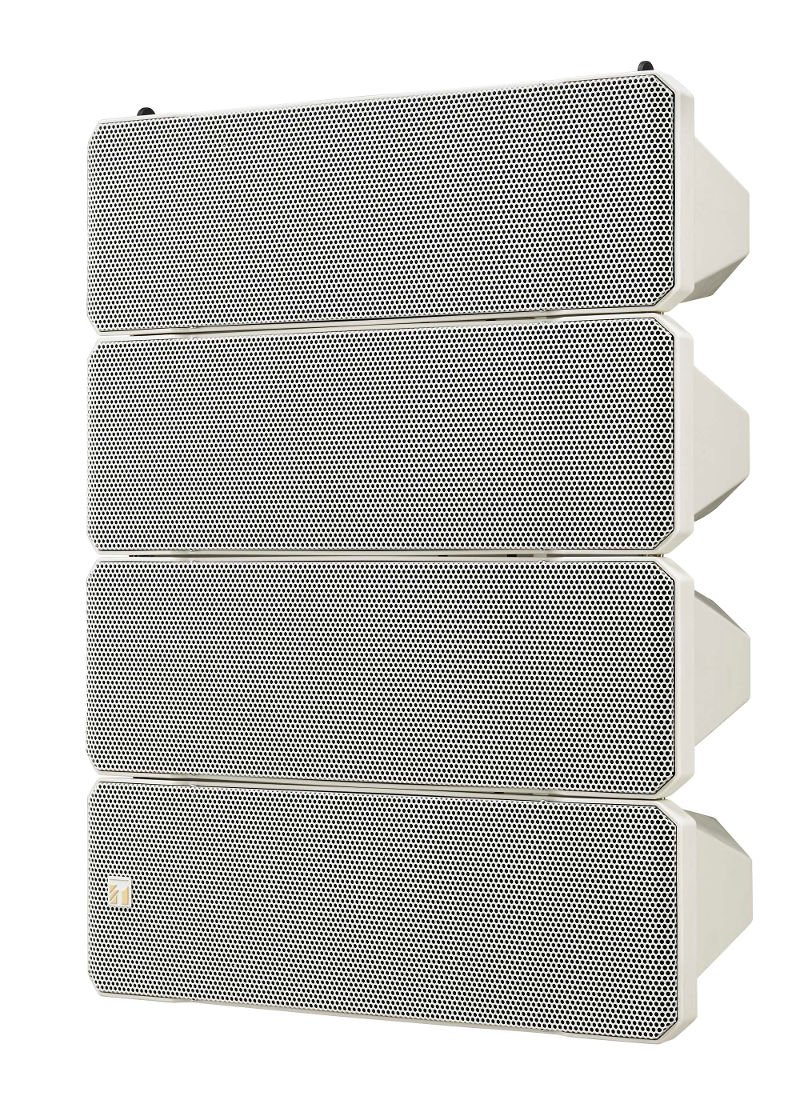 Variable Dispersion Speaker, 750 W, 8 Ohms, White