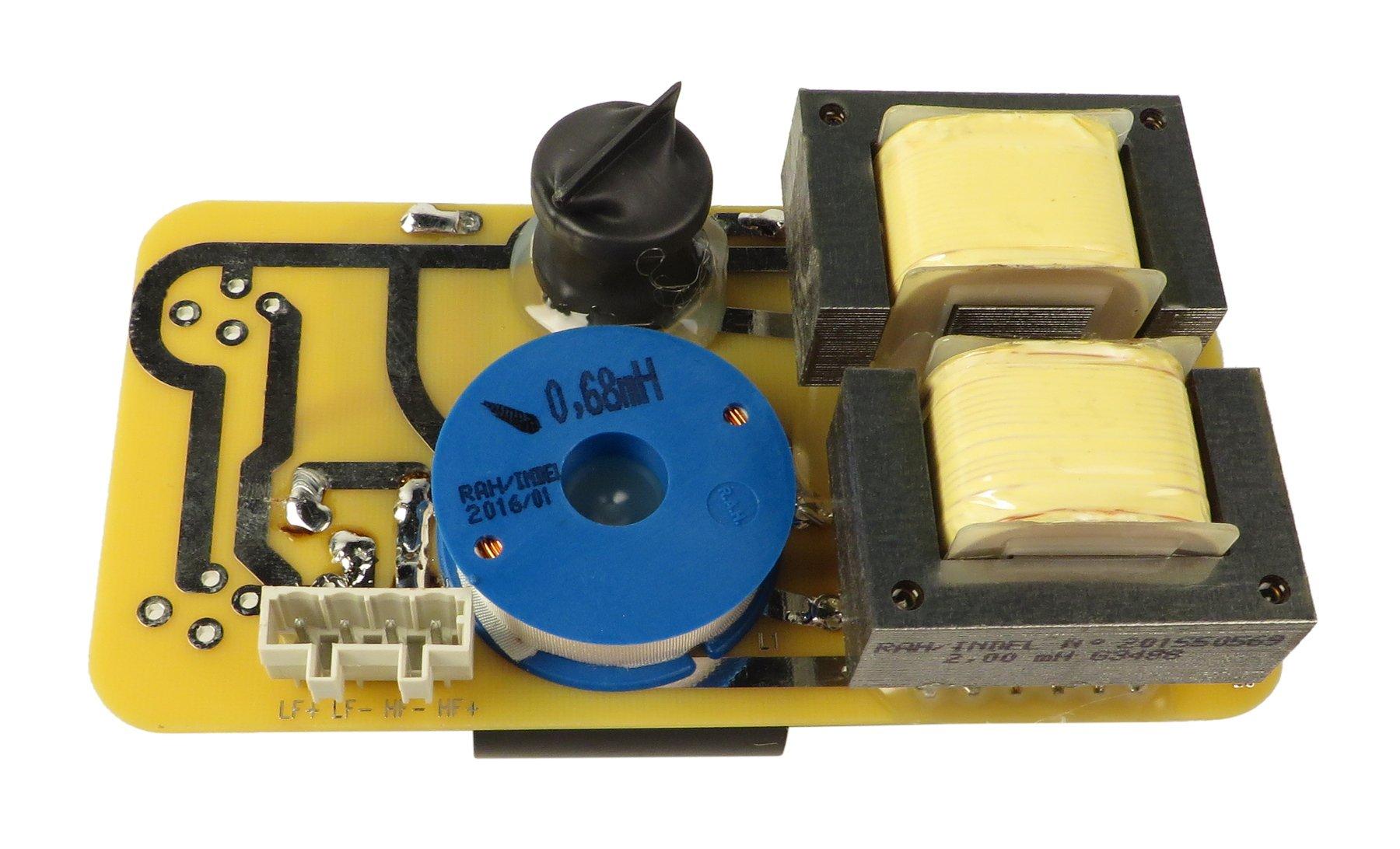 Passive Filter PCB for NEXO GEO S8