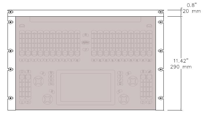 Rackmount Kit for Cognito