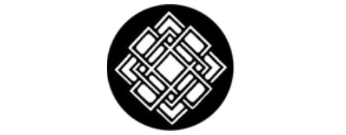 """Decor Grid""""-Pattern Steel Gobo"""