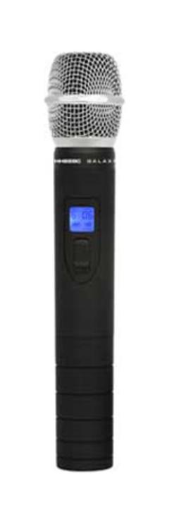 Super Cardioid Handheld Microphone Transmitter