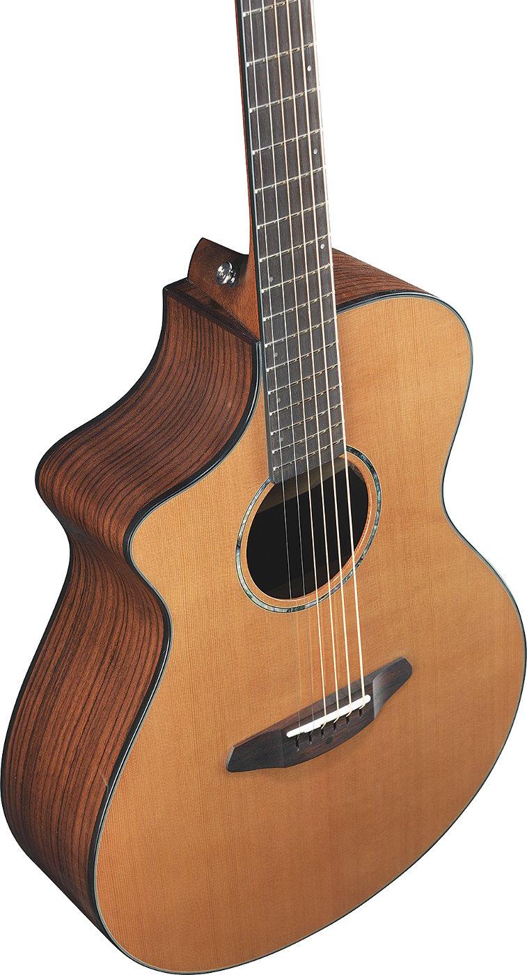 Breedlove Solo Concert LH Left-Handed Acoustic-Electric Guitar SOLO-CONCERT-LH