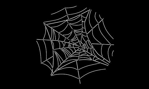 """""""Web 2"""" Image Steel Gobo"""
