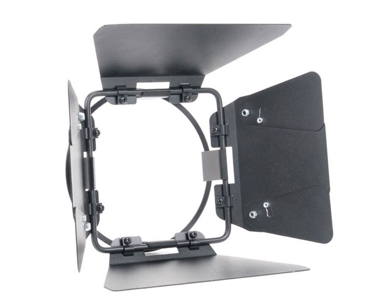 Elation Pro Lighting BD-06  Barn Door for Arena Q7 Zoom  BD-06