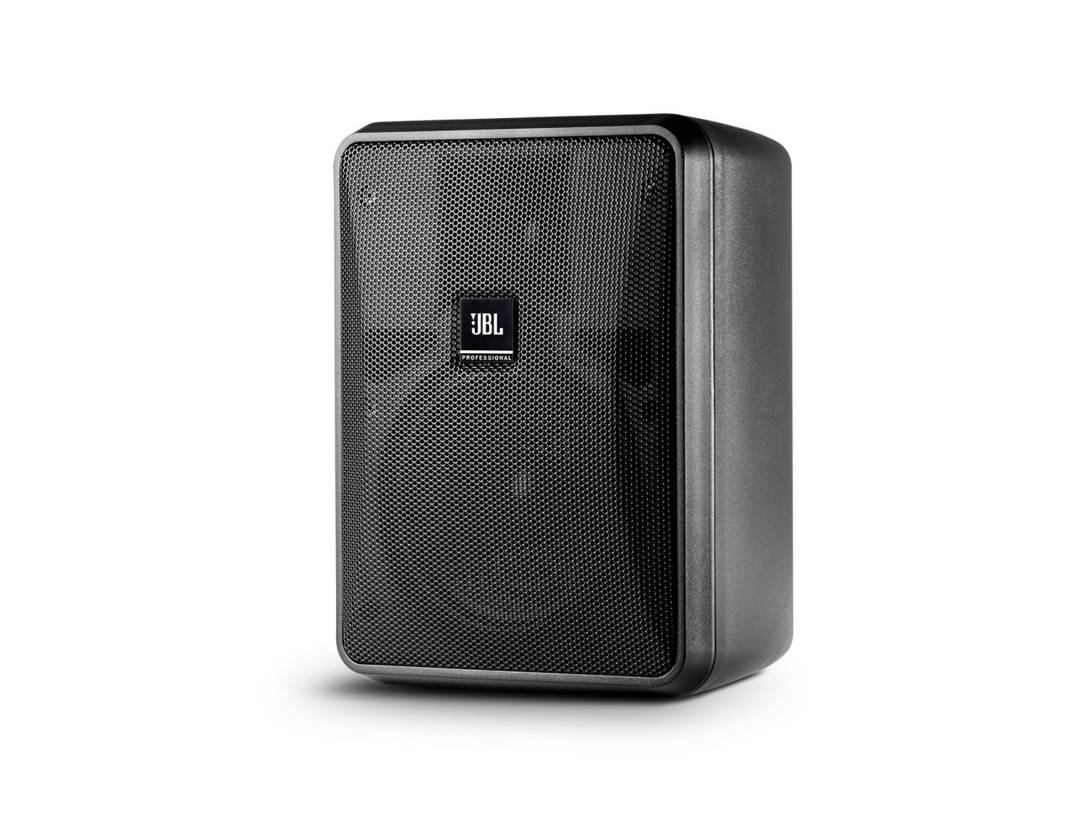 Compact Indoor/Outdoor, Background/Foreground Speaker, Black, Sold In Pairs