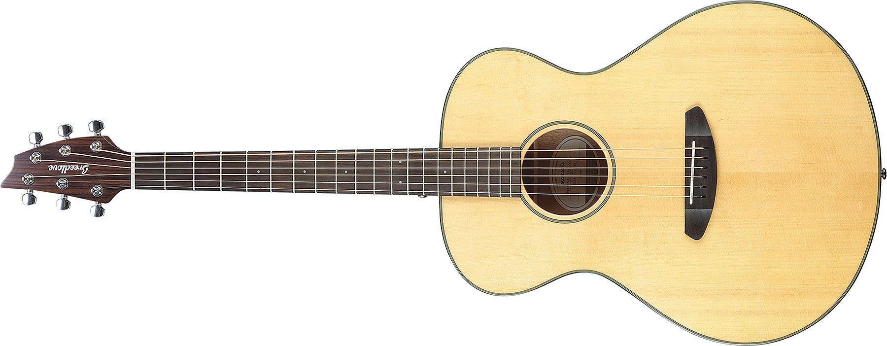 Left-Handed Acoustic-Electric Guitar