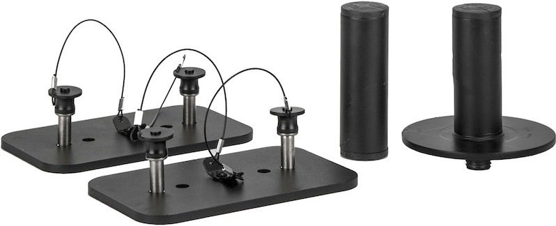 Pole Mount Kit for Stacking 2x NXL24