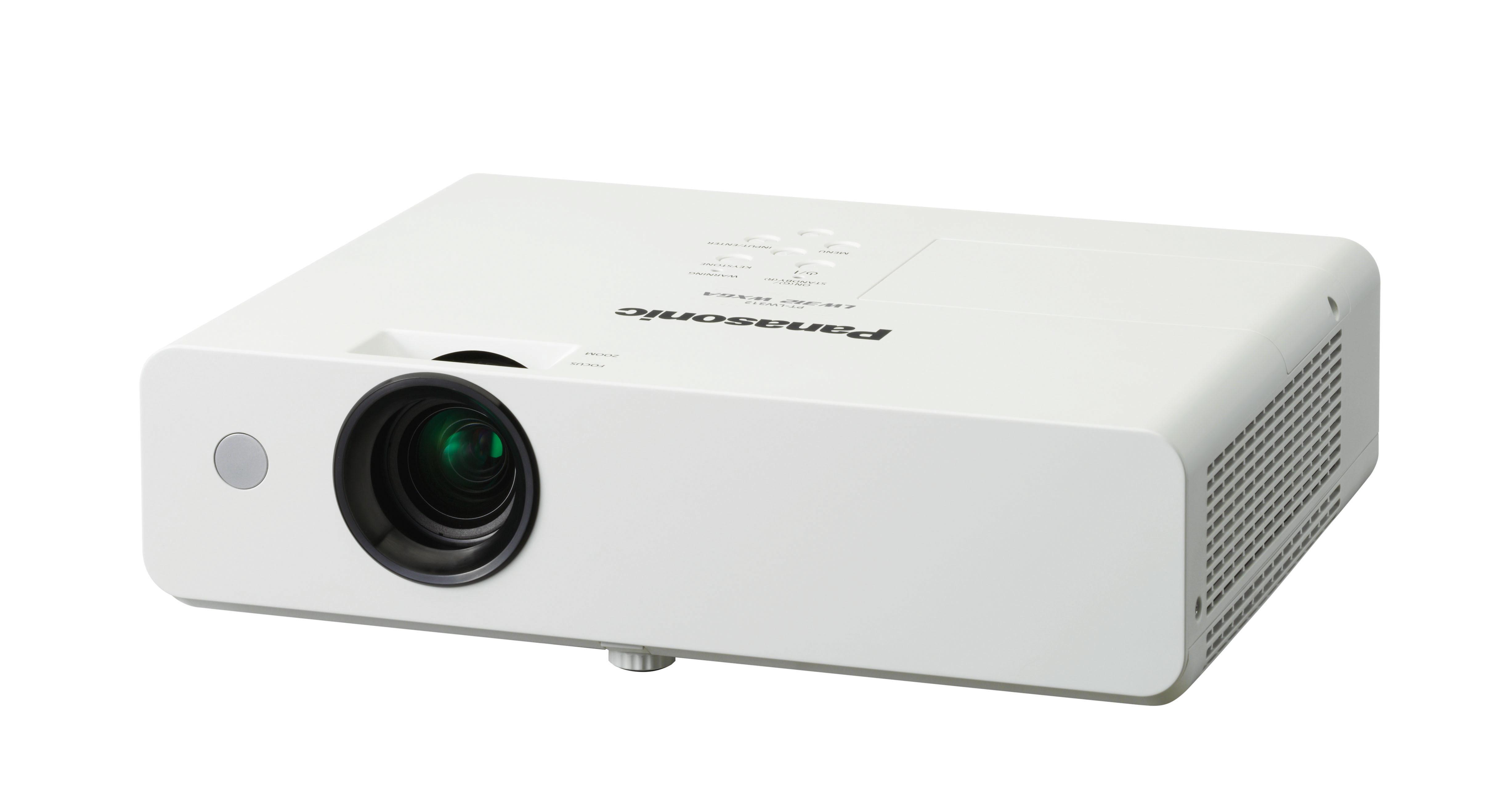 3100 lm WXGA LCD projector
