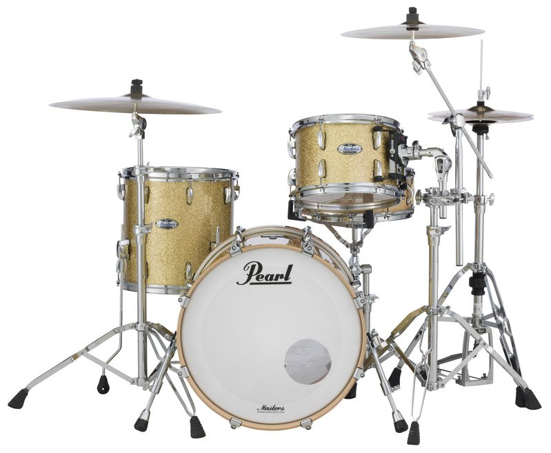 Masters Maple Complete 3-piece Shell Pack