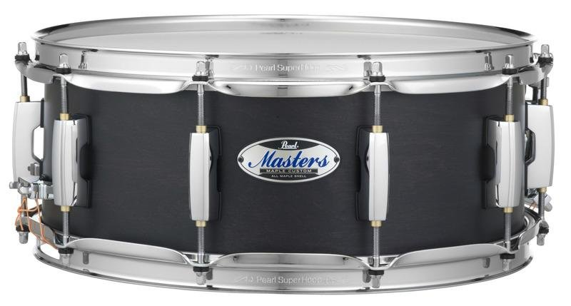 "Masters Maple Complete 14""x5.5"" Snare Drum"
