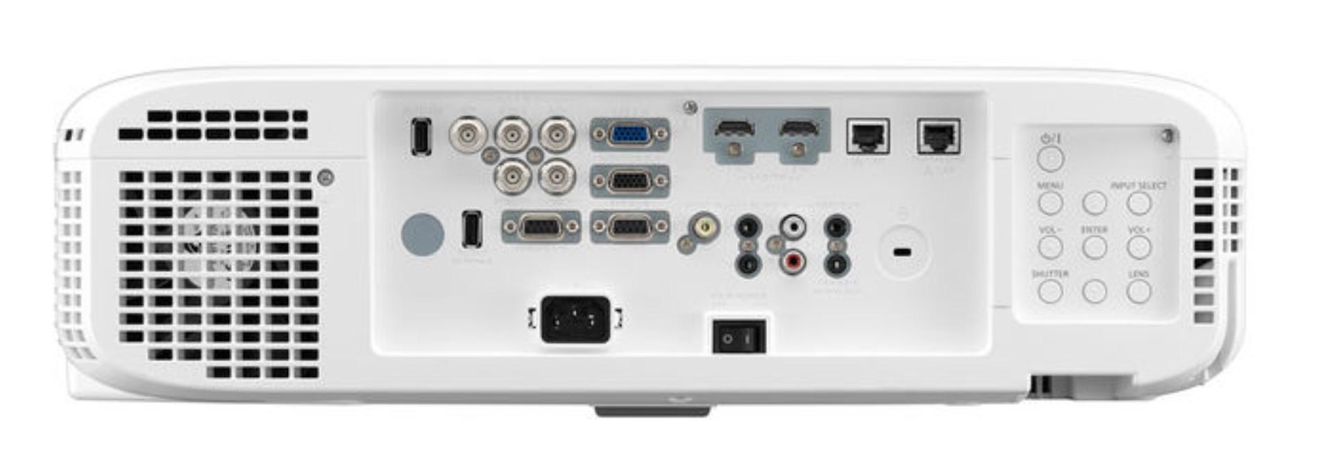 5800 Lumen WXGA LCD Projector