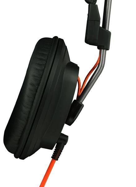 Semi-Open Stereo Headphones