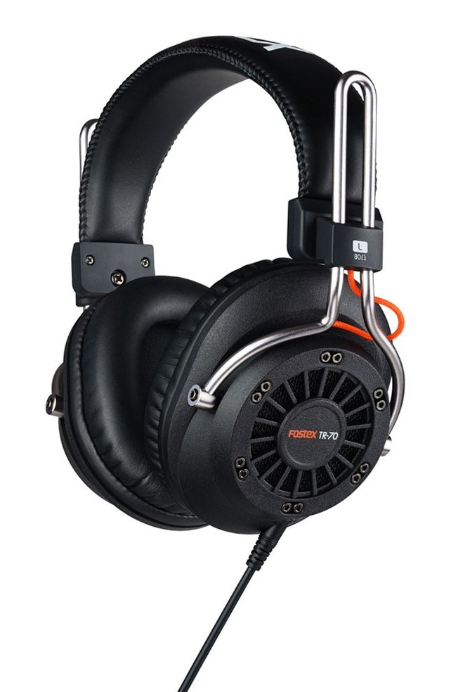 Open Stereo headphones, 80 Ohm