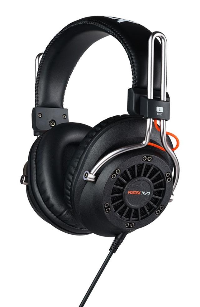 Open Stereo headphones, 80 Ohm
