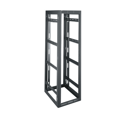 "40RU, 32"" Deep WRK Series Rack without Rear Door"