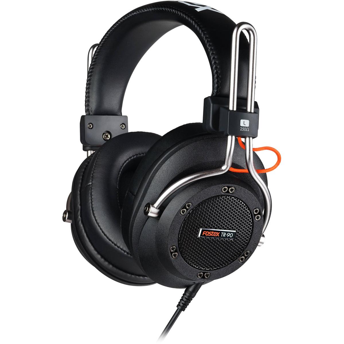 Semi-Open Stereo Headphones, 80 Ohm
