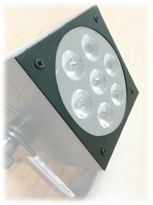HotBox PAR Fixture Series Gel Frame