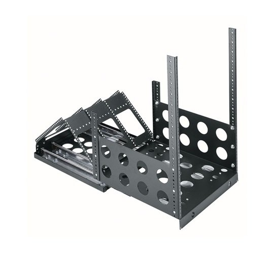 16RU SRS Sliding Rail System Rack with 2 Slides