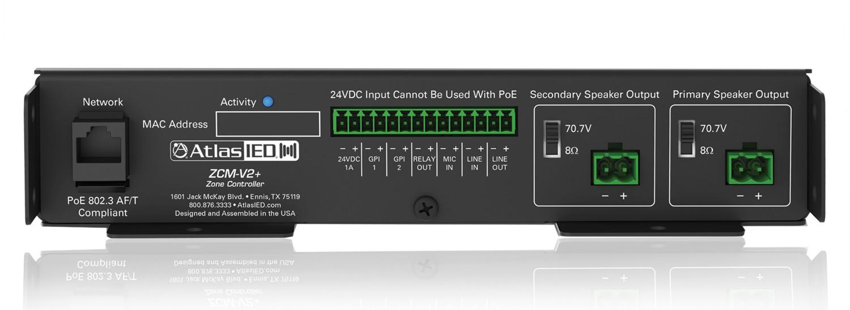Single Output PoE+ IP Addressable IP-to-Analog Gateway Kit