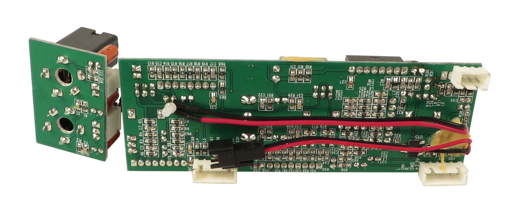 Pre/Front Panel PCB Assembly for iPA16