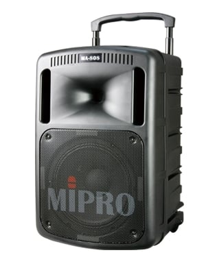 MIPRO MA808PADB5AH  PA Bluetooth System With CD Player And Wireless Receiver MA808PADB5AH