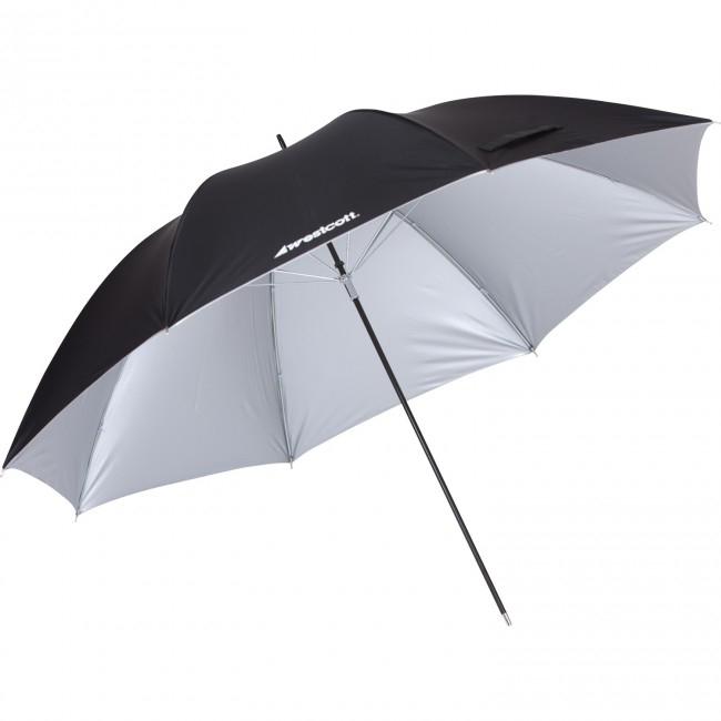 "45"" Soft Silver Umbrella (114.3 cm)"