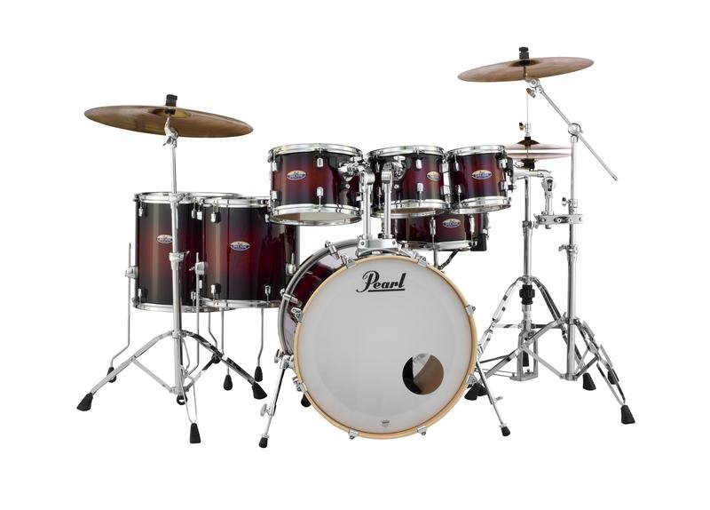 """7-piece Shell Pack,  22""""/16""""/14""""/12""""/10""""/8""""/14"""""""