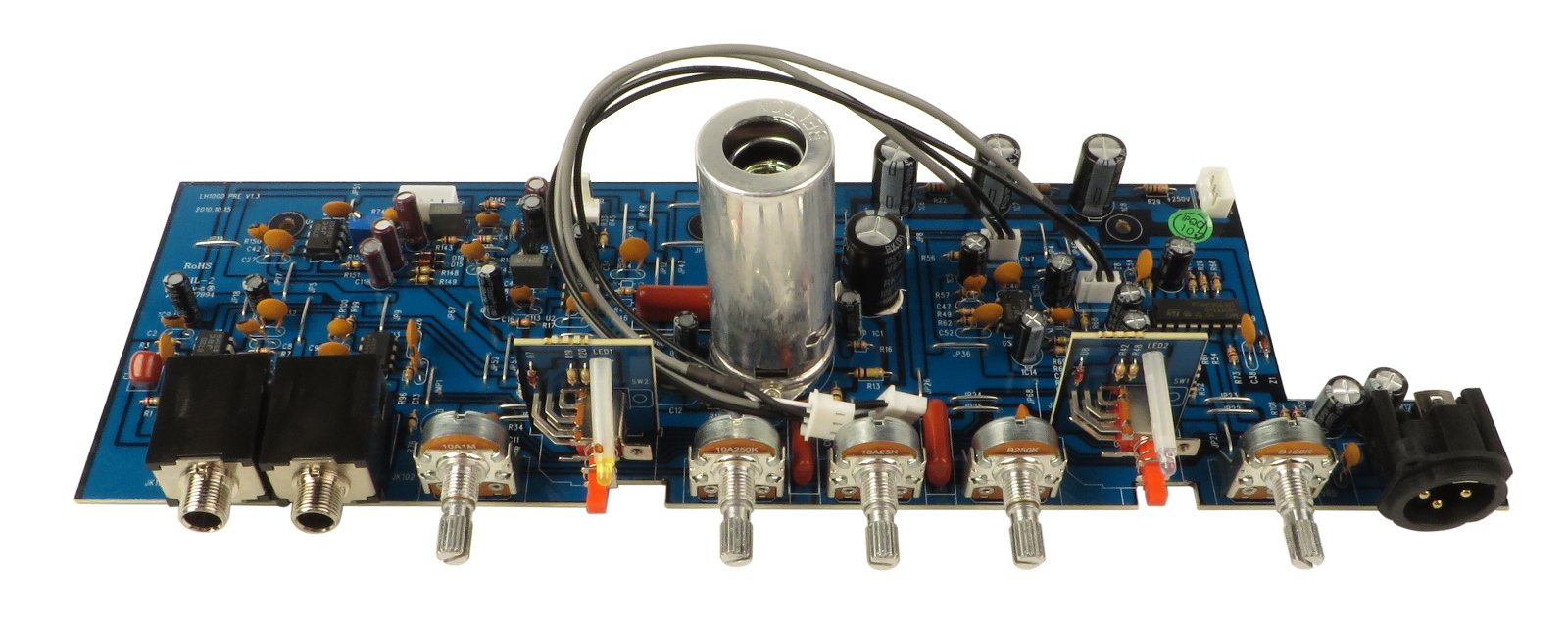 Preamp PCB for LH1000