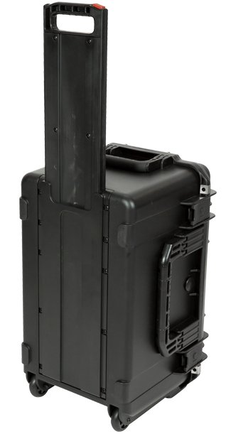 "iSeries Waterproof Case with Cubed Foam Interior, 22""x13""x12"""