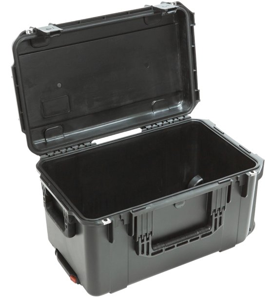 "iSeries Waterproof Case with Empty Interior, 22""x13""x12"""