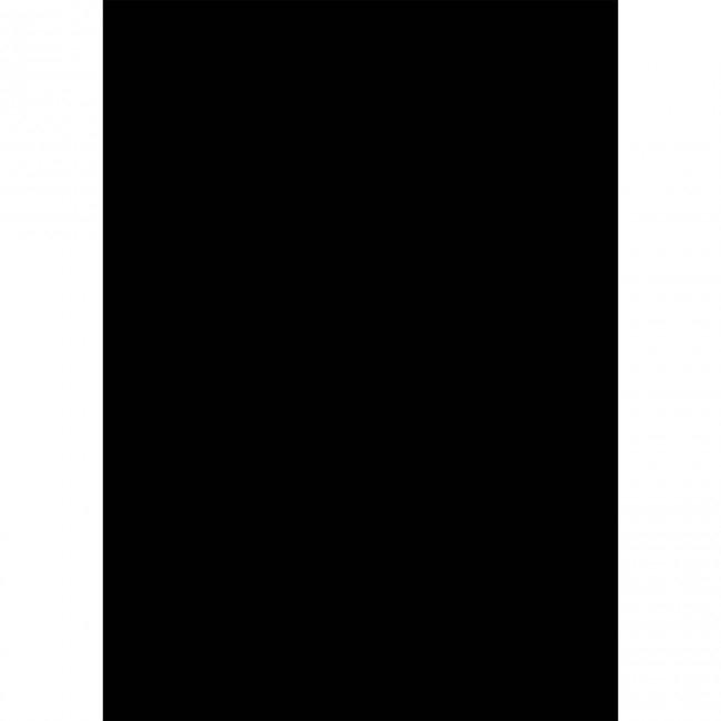 5' x 7' Black X-Drop™ Backdrop (1.5 x 2.1 m)
