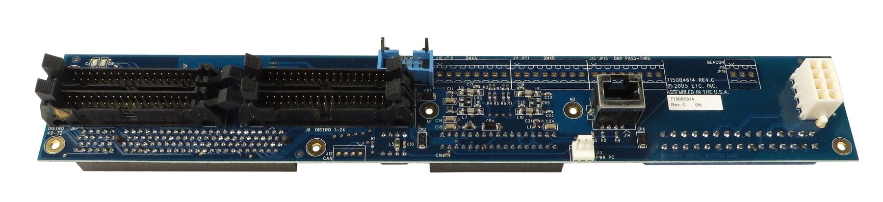 Backplane PCB Assembly for SP1220AV