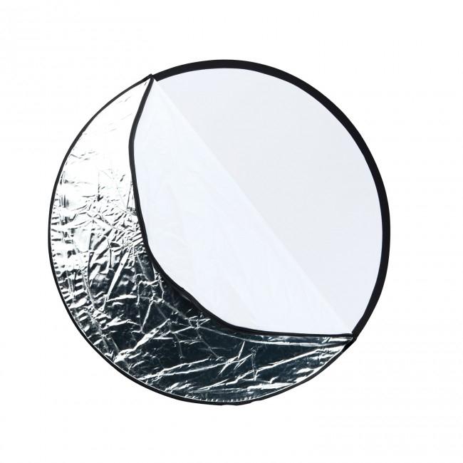 """Basics 50"""" 5-in-1 Sunlight Reflector Kit (127 cm)"""