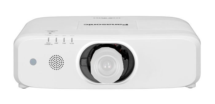 5800 lumen WXGA LCD Projector with No Lens