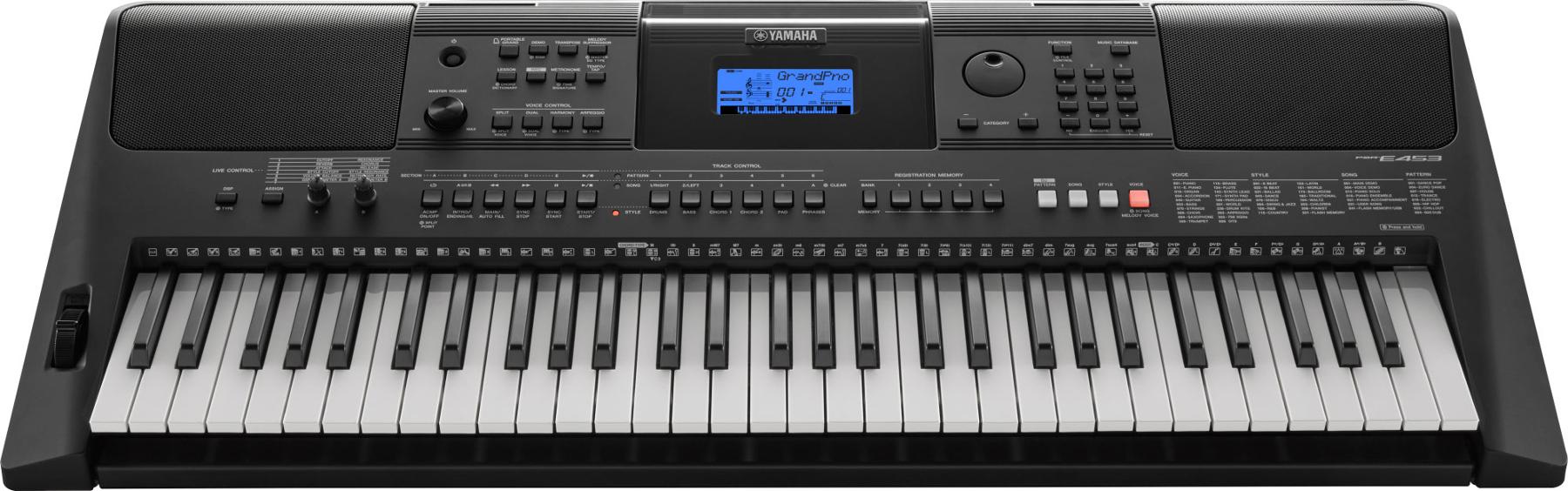 61-key High-Level Portable Keyboard